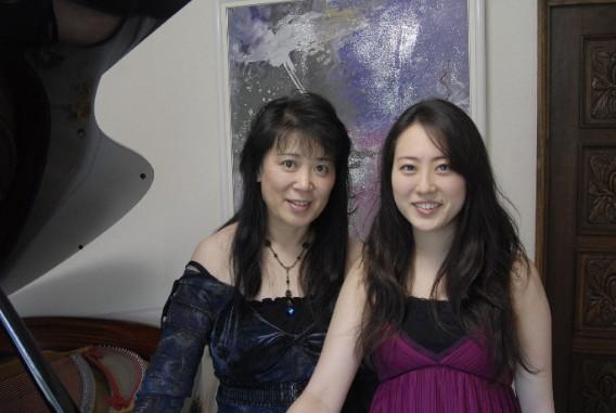 2009夏 美津子と優香.jpg