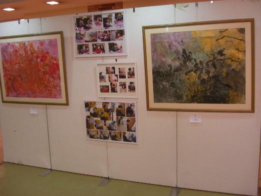 2010年サッポロファクトリー絵画展風景10.jpg