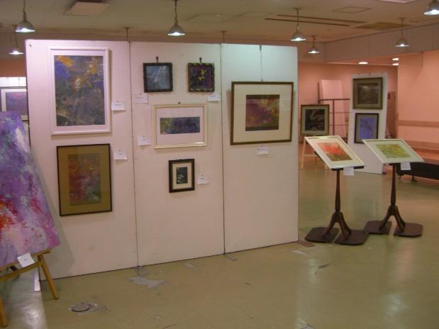 2010年サッポロファクトリー絵画展風景6.jpg