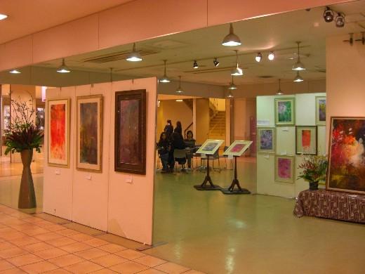 2010年サッポロファクトリー絵画展風景8.jpg
