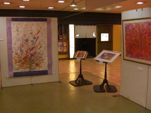 2010年サッポロファクトリー絵画展風景9.jpg