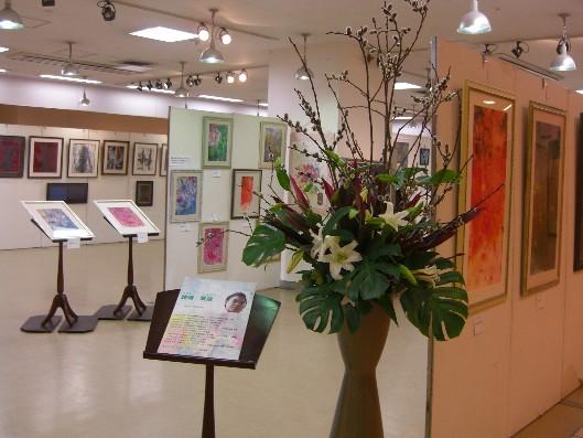 2010年サッポロファクトリー絵画展風景hp.jpg